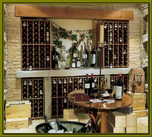 0 & California wine cellar designer
