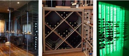 California Wine Cellar Racks