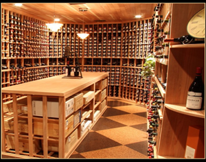 Mosaic Wine Cellar Flooring & What are the Wine Cellar Flooring Options to Choose From?