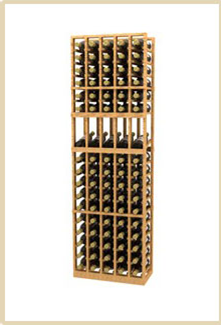 Single Bottle Wine Rack