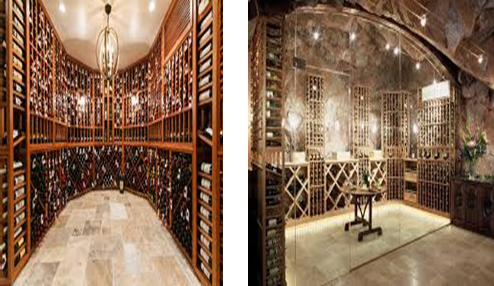 Stone Wine Cellar Flooring & What are the Wine Cellar Flooring Options to Choose From?