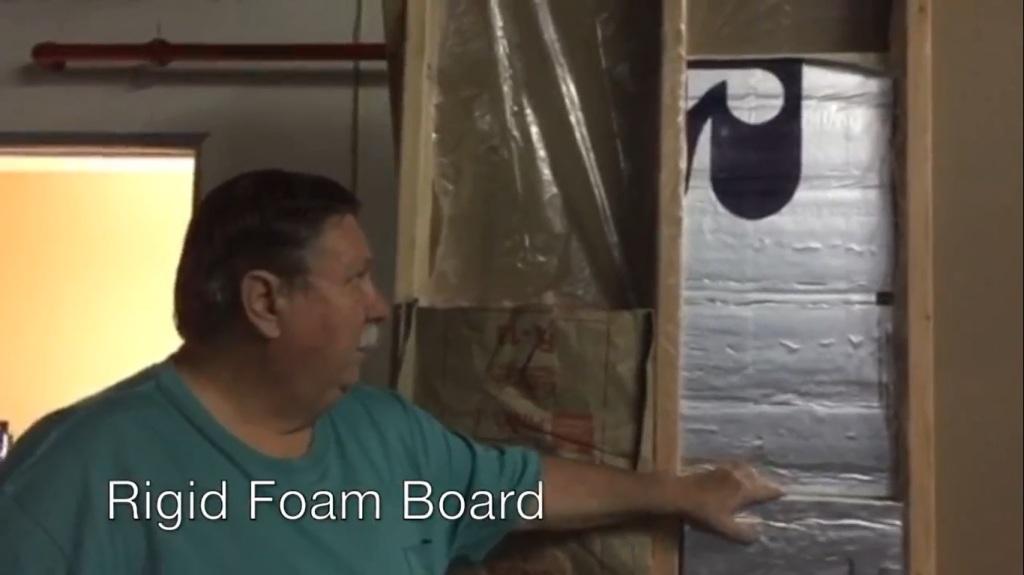 Types Of Insulation For California Custom Wine Cellars